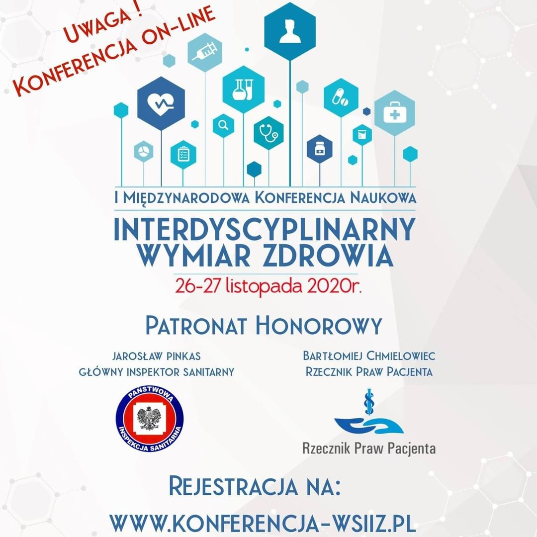 Konferencja Grzesia - banner